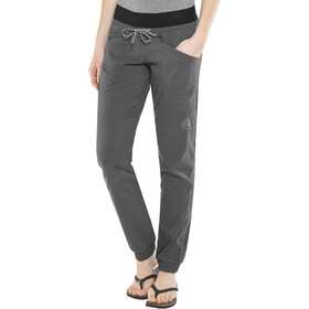 La Sportiva Mantra Pants Women Carbon